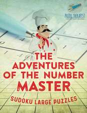 The Adventures of the Number Master | Sudoku Large Puzzles