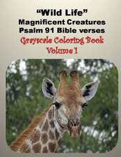Wild Life Magnificent Creatures Psalm 91 Bible Verses