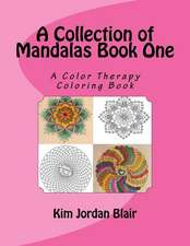 A Collection of Mandalas Book 1