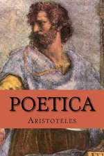 Poetica (Aristoteles) (Spanish Edition)