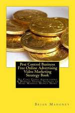 Pest Control Business Free Online Advertising Video Marketing Strategy Book