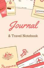 Journal & Travel Notebook