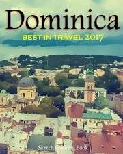 Dominica Sketh Coloring Book