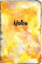 Notes - The Old Notebook