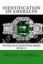 Identification of Emeralds