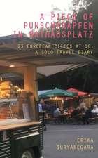 A Piece of Punschkrapfen in Rathausplatz
