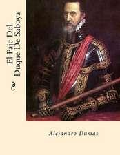 El Paje del Duque de Saboya (Spanish Edition)