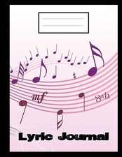 Lyric Journal