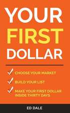 Your First Dollar