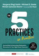The Five Practices in Practice [High School]: Successfully Orchestrating Mathematics Discussions in Your High School Classroom