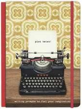 Plot Twist! Hardcover Journal