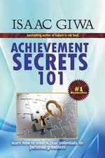 Achievements Secrets 101