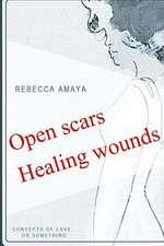 Open Scars, Healing Wounds