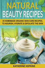 Natural Beauty Recipes