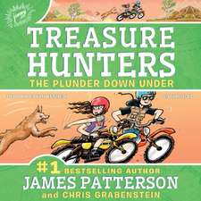 Patterson, J: Treasure Hunters: The Plunder Down Under