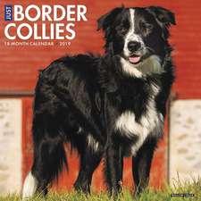 2019 Just Border Collies Wall Calendar (Dog Breed Calendar)