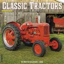 2019 Classic Tractors Wall Calendar