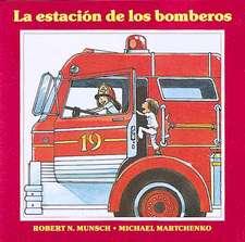 La estación de los bomberos