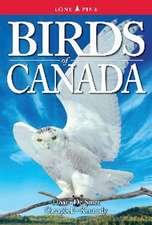 Hoar, T: Birds of Canada
