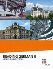 Reading German II: Lesekurs Deutch