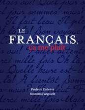 Le francais, ca me plait