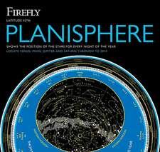 Firefly Planisphere Star Wheel