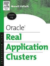 Oracle Real Application Clusters