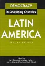 Democracy in Developing Countries: Latin America