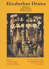 Elizabethan Drama:  Eight Plays