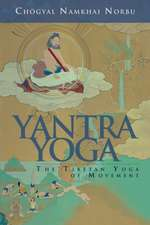 Yantra Yoga:  A Commentary on Vairocana's the Union of the Sun and Moon