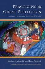 Practicing the Great Perfection: Instructions on the Crucial Points