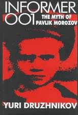 Informer 001:  The Myth of Pavlik Moroov