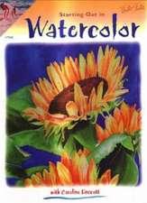 Beginner's Guide:  Watercolor 1