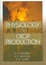 Psysiology of Crop Production
