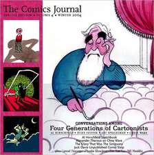 The Comics Journal Winter 2004 Special Edition