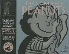The Complete Peanuts 1963-1964
