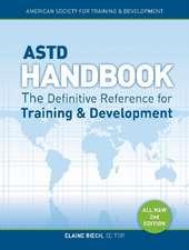 ASTD Handbook