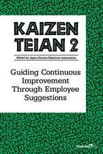 Kaizen Teian 2