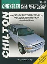 Dodge Pick-Ups 1997-2001