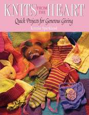 """Knits from the Heart """"Print on Demand Edition"""""""
