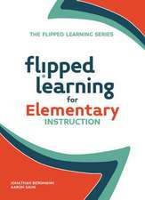 Flipped Learning for Elementary Instruction:  Strategies to Engage the Reluctant Reader