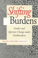 Shifting Burdens