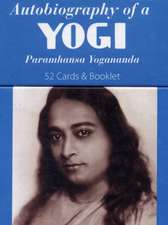 Autobiography of a Yogi [With Booklet]