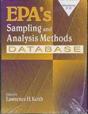 EPA's Sampling and Analysis Methods Database