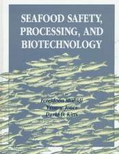 Seafood Safety, Processing, and Biotechnology