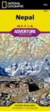 Nepal: Travel Maps International Adventure Map