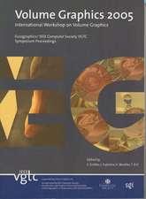 Volume Graphics 2005