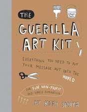 The Guerilla Art Kit