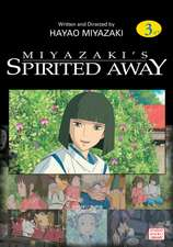Spirited Away Film Comic, Vol. 3