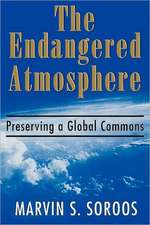 The Endangered Atmosphere:  Preserving a Global Commons